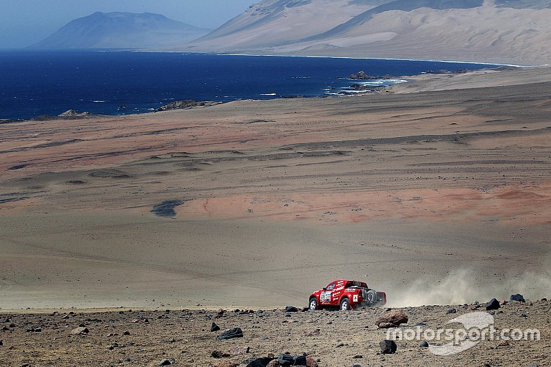 Peru to return to 2018 Dakar programme