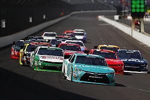 NASCAR XFINITY Noticias de última hora NASCAR usará el plato restrictor en Xfinity en Indianápolis