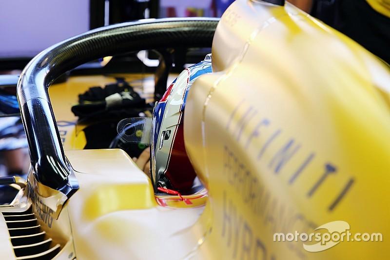 Sesuai jadwal, Halo akan dipakai di F1 2018