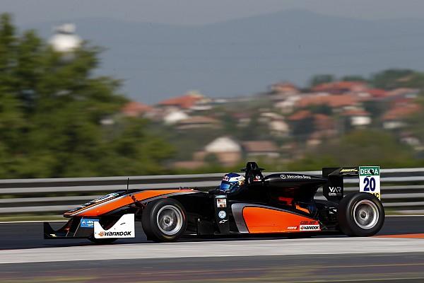 F3 Europe Résumé d'essais Hungaroring - Newey devance Ilott et Norris pour un triplé anglais