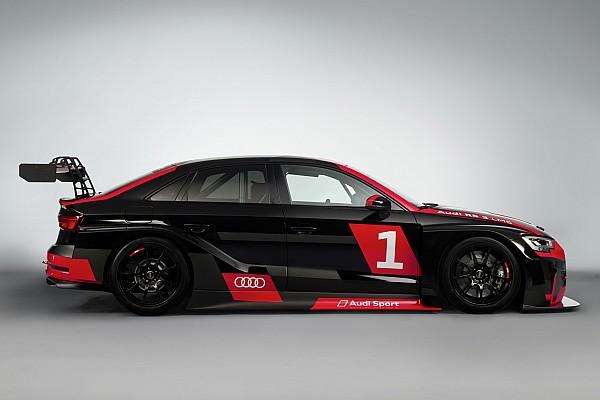 Audi-Tourenwagen wird zum TCR-Kassenschlager 2017