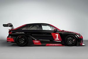 TCR News Audi-Tourenwagen wird zum TCR-Kassenschlager 2017