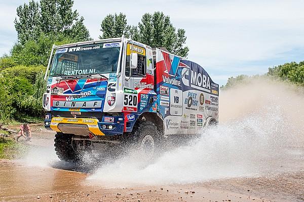 Dakar Nieuws GINAF Rally Power zet punt achter Dakar-activiteiten: