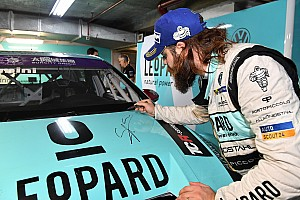 "TCR Interview Stefano Comini: ""Leopard Racing schuldet mir 50000 Euro"""