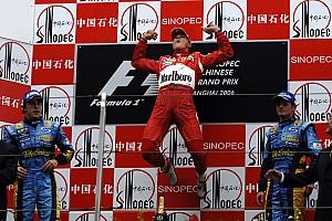 Formel 1 Fotostrecke Alle Formel-1-Sieger des GP China in Shanghai