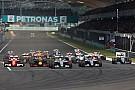 【F1】マレーシアGP、今シーズン限りで開催終了が決定