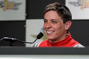 IndyCar Actualités Gabby Chaves participera à l'Indy 500 avec le Harding Racing
