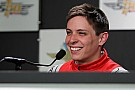 Gabby Chaves participera à l'Indy 500 avec le Harding Racing