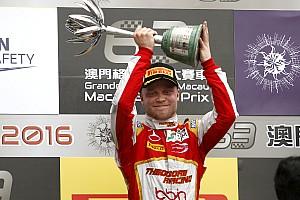 Le Mans Noticias de última hora Félix Rosenqvist debutará este año en las 24h de Le Mans
