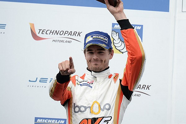 Tom Dillmann titularisé par Venturi pour l'ePrix de Paris