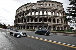 Formula E Noticias de última hora Roma recibe la aprobación para una carrera de Fórmula E