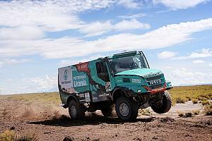 Dakar News Iveco-Fahrer Gerard de Rooy lässt Rallye Dakar 2018 aus