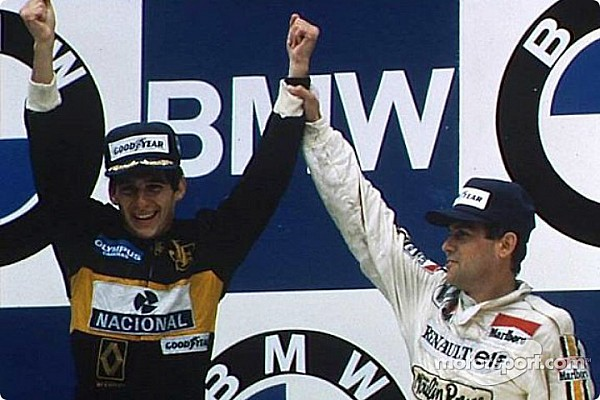 Forma-1 Ezen a napon: Ayrton Senna első futamgyőzelme