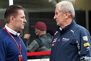 F1 Noticias de última hora Jos Verstappen fue a observar a los jóvenes talentos de Red Bull por pedido de Marko