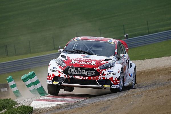 Eski WRC yıldızı Duval kendi evinde WRX'e dönüyor