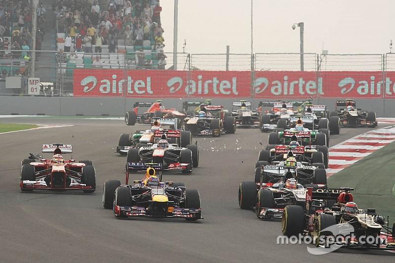 India exige a la F1 impuestos por las tres carreras celebradas allí