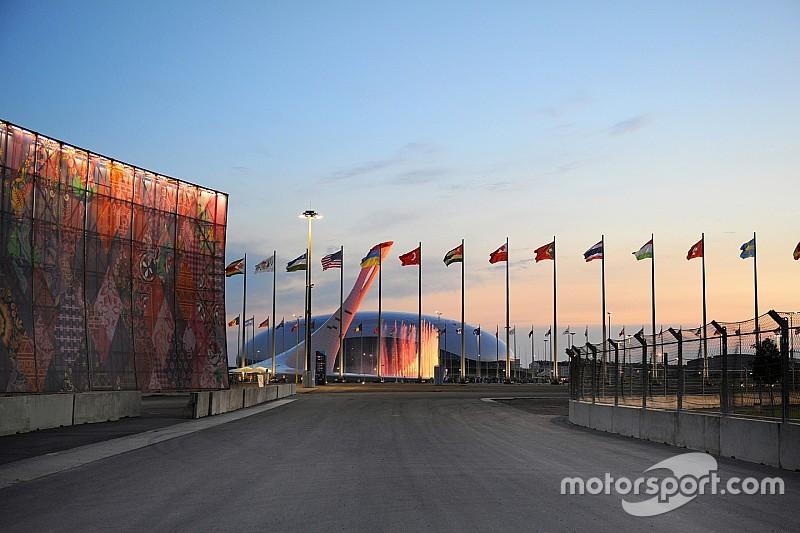 Formel 1 2017: Der Zeitplan zum Grand Prix von Russland in Sochi