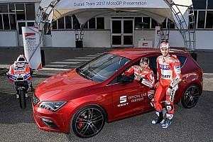 MotoGP Actualités Le groupe Volkswagen à la recherche d'un repreneur pour Ducati ?