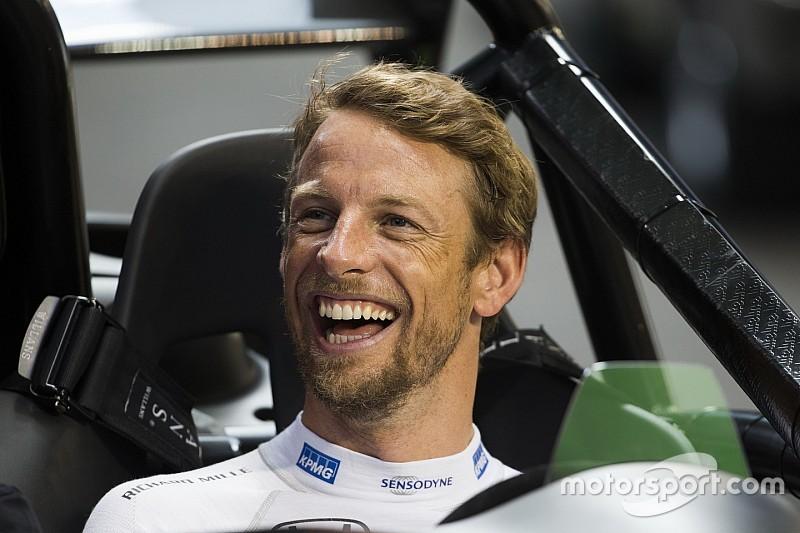"""Button y su regreso en Mónaco: """"¡Aún lo tengo!"""""""