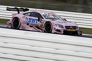 DTM Résumé de course Course 1 - Lucas Auer garde la tête froide