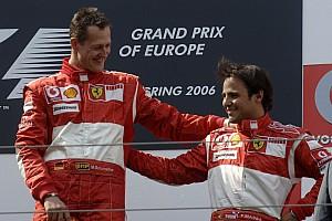 Формула 1 Ностальгія 11 років тому: перший подіум Феліпе Масси