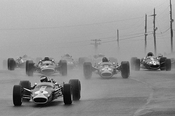 Formule 1 1967 - Le premier GP du Canada, remporté par Jack Brabham