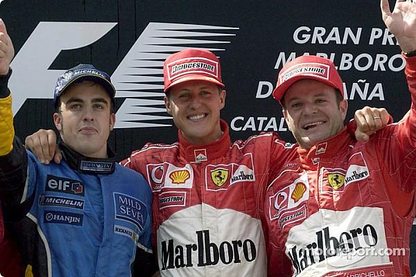GALERÍA: Los ganadores del GP de España en Barcelona desde el año 2000