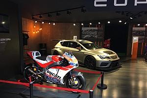 Automotive Noticias de última hora La Ducati de Lorenzo, en el Salón del Automóvil de Barcelona