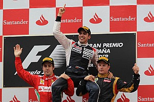 Формула 1 Ностальгія 5 років тому: дивовижна перемога Пастора Мальдонадо