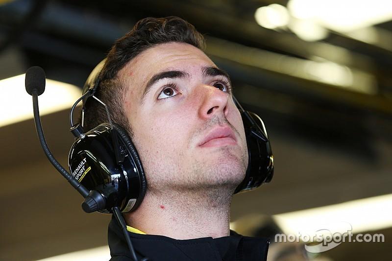 Latifi correrá con el RS17 de Renault