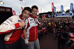 """WSBK Noticias de última hora Rossi: """"Nicky es uno de mis mejores amigos del paddock"""""""