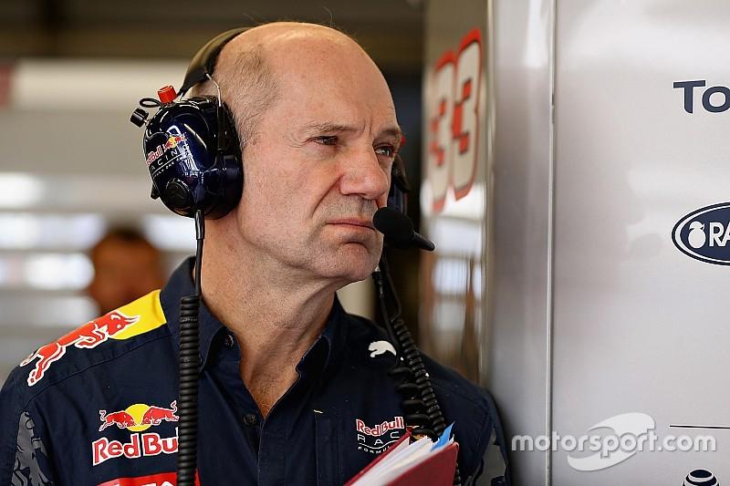 Newey aumenta envolvimento com Red Bull para melhorar carro