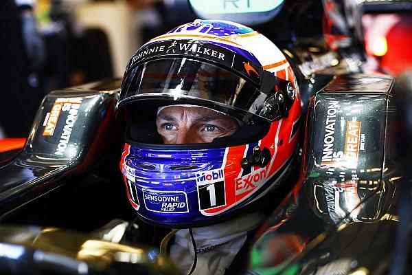 Formel 1 News Formel-1-Rückkehrer Jenson Button: Überschlag im McLaren-Simulator