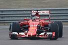Forma-1 A Pirelli Giovinazzival teszteli az esős gumikat