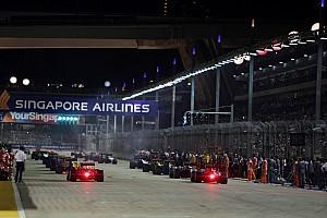 Formule 1 Actualités Pirelli annonce les pneus pour le GP de Singapour