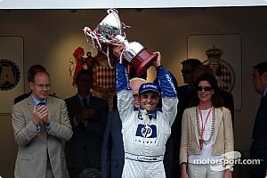 Формула 1 Ностальгія 13 років тому: перемога Монтойї у Монако