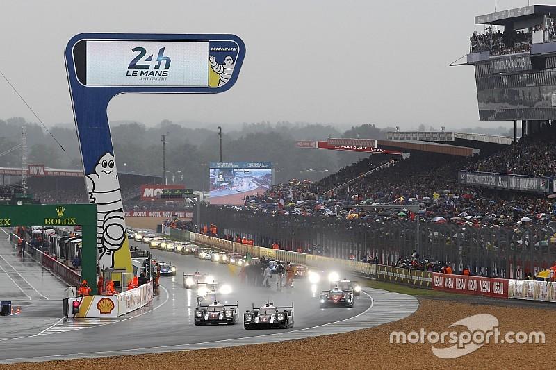 Der Zeitplan für die 24h Le Mans 2017