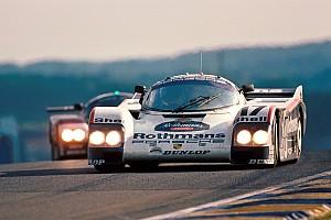Le Mans Fotostrecke Alle Porsche-Siege bei den 24h Le Mans als Poster