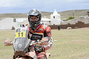 Cross-Country Noticias Joan Barreda vuelve al Desafío Ruta 40 como penúltima cita antes del Dakar