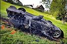 Automotivo Rimac guiado por Hammond voou 300 metros antes de pegar fogo