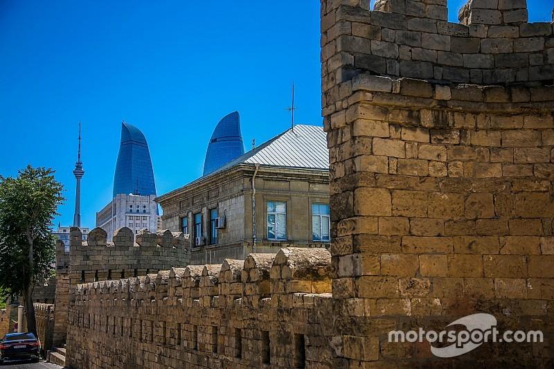 Гран При Азербайджана. Гид от редакторов Motorsport.com