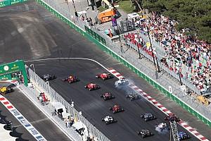 Формула 1 Прев'ю Гран Прі Азербайджану: прогулянка трасою