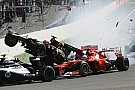 Massa: Sainz move as bad as Grosjean's race-ban crash