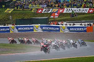MotoGP Previo La posible lluvia hace aún más impredecible el GP de Alemania de MotoGP