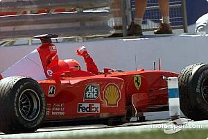 Forma-1 Különleges esemény Ezen a napon: Schumacher, ötvenedszer