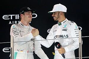 F1 Noticias de última hora Rosberg defendió a Hamilton en la polémica con Vettel