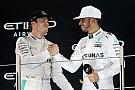 Rosberg defendió a Hamilton en la polémica con Vettel