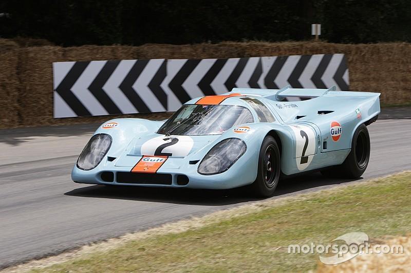 """Porsche 917K aus dem Film """"Le Mans"""" wird versteigert"""