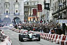 Besok akan digelar eksibisi F1 di jalanan kota London