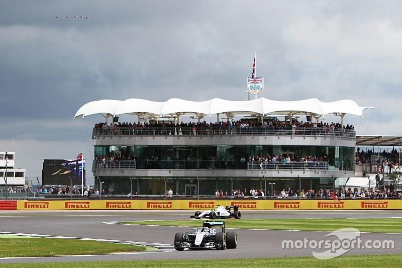 F1 molesta por la forma en que Silverstone anuncia el rompimiento